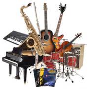 Самые громкие музыкальные инструменты?