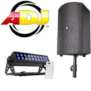 Звуковое и световое оборудование ADJ — отличное качество за разумную цену!
