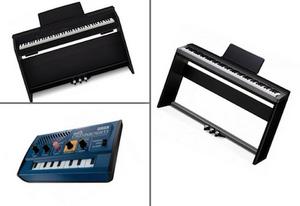 акустическое  и цифровое пианино