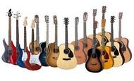 На наш склад поступили новые модели гитар и аксессуаров к ним!