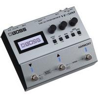 Boss VE-500 Vocal Performer - мощный вокальный процессор в вашем педалборд!