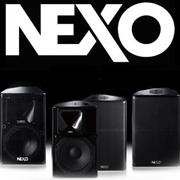 Новинки: акустические системы и усилители NEXO (Франция)!