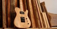 Виды дерева для корпуса гитары: как материал влияет на тон гитары