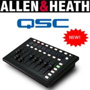 Новое поступление: Allen Heath + QSC!