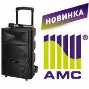 Новинка от AMC - портативная акустическая система Live Star SB 121!