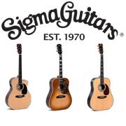 Новое поступление: гитары Sigma!