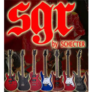Новое поступление: гитары SGR by SCHECTER!