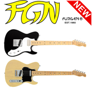 Новое поступление: гитары Fujigen / FGN (Япония)!
