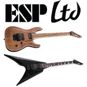 Новое поступление: гитары LTD Standard / Deluxe / Signature!