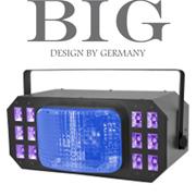 Новинки от BIG: свет, звук, спецэффекты!