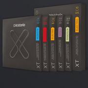 Новинки: струны D'Addario XT!