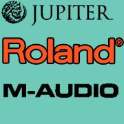 Новая поставка: ROLAND, JUPITER, M-AUDIO!