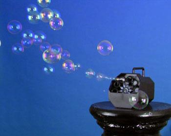 Генератор мыльных пузырей