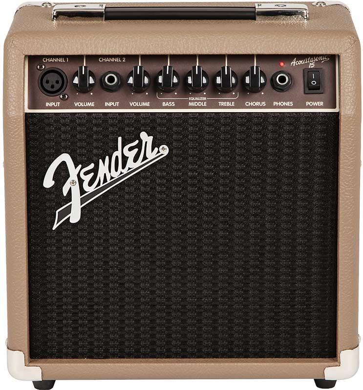 Комбоусилители для электроакустических гитар