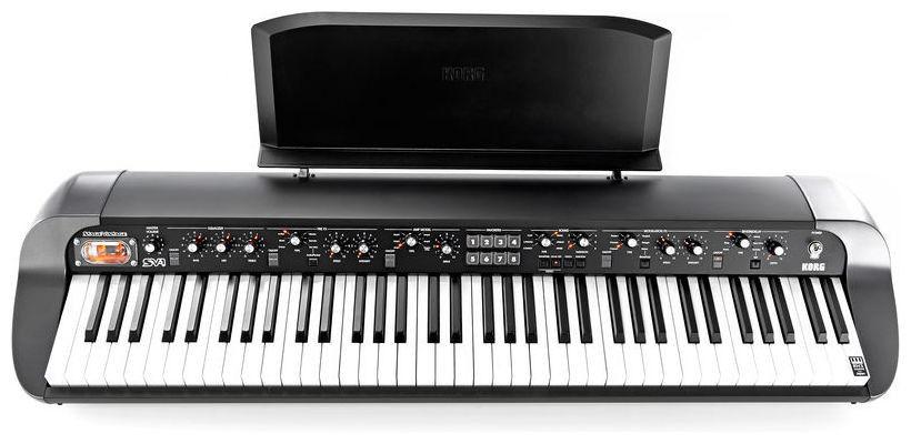 Различие акустического и цифрового пианино