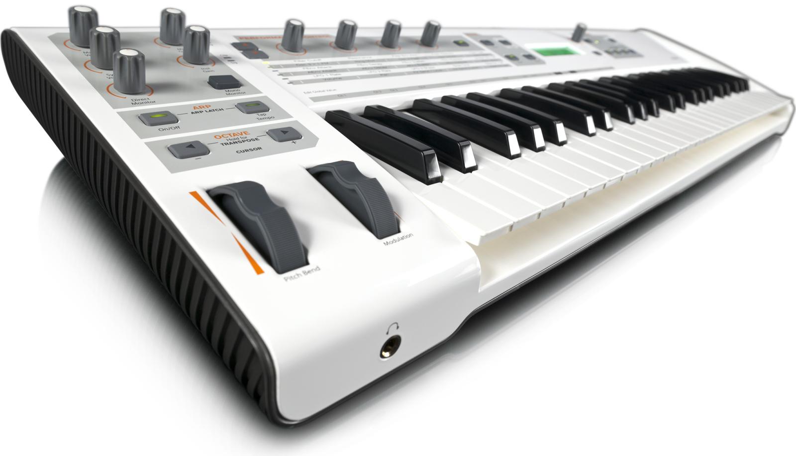 Что такое синтезатор?
