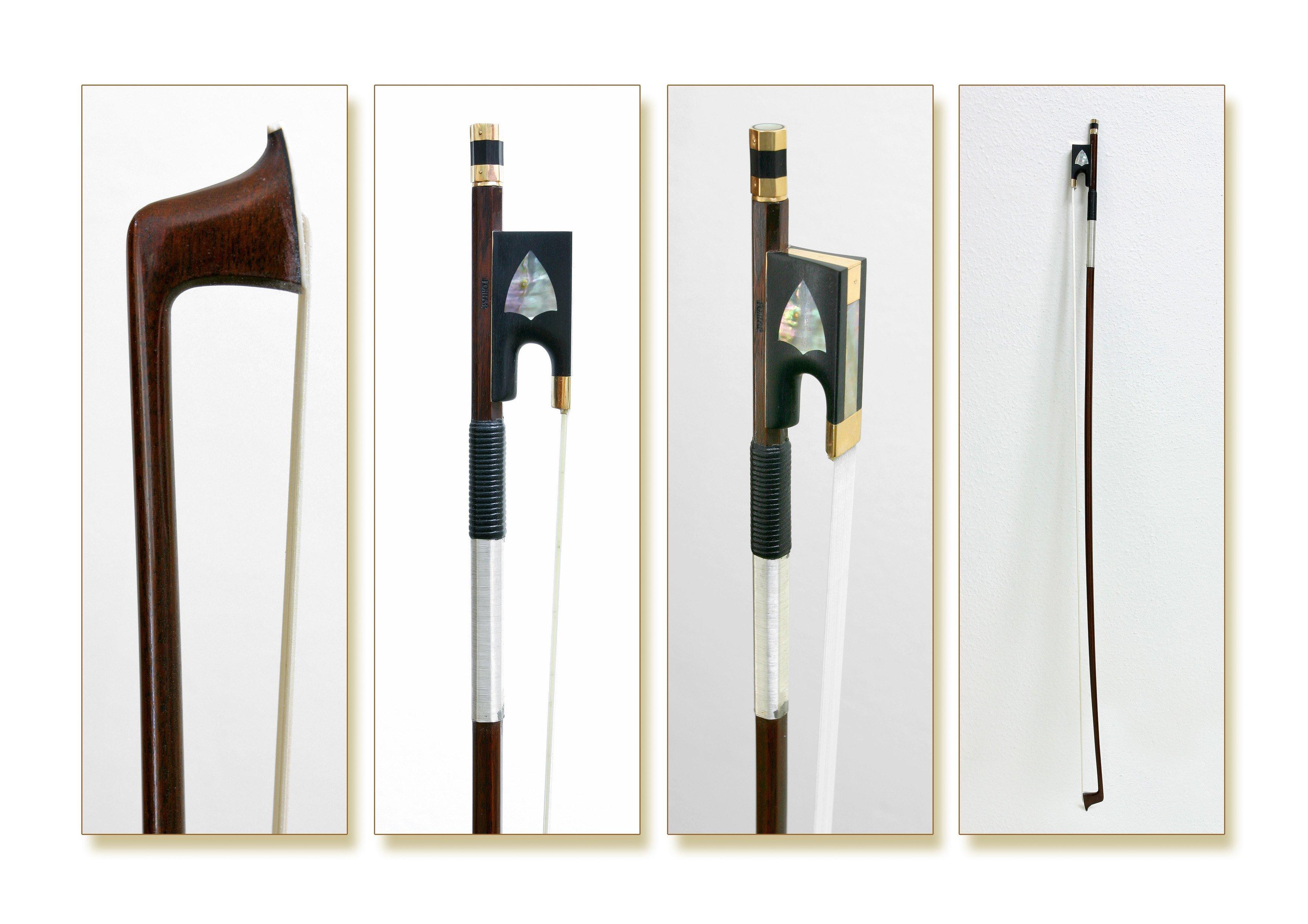 Как выбрать смычок для скрипки?