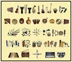 Аксессуары для этнических инструментов