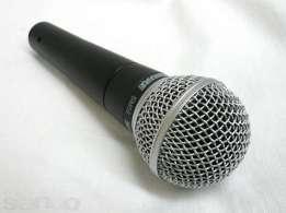 Микрофоны для вокала
