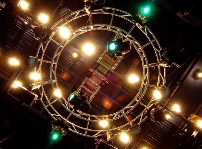Освещение для сцены