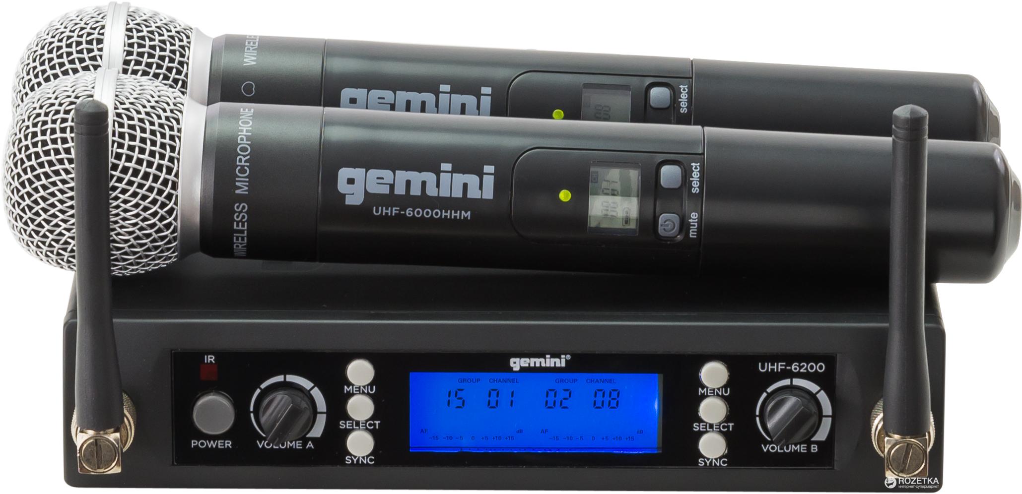 Радиосистема Gemini