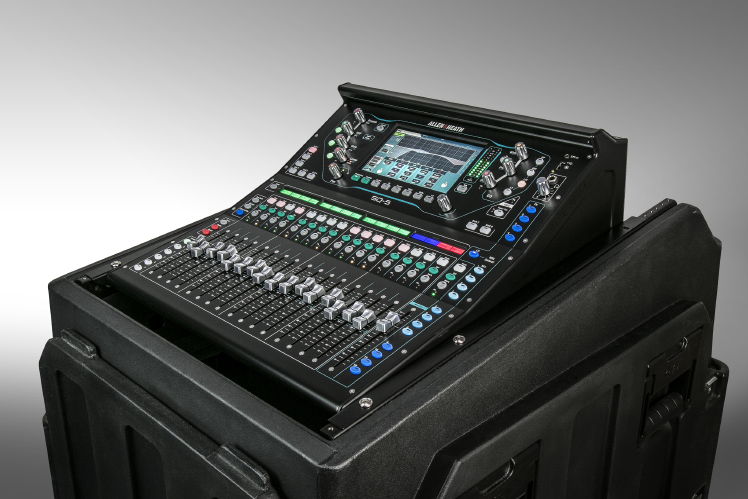 SQ-5  SQ-6 от компании Allen&Heath