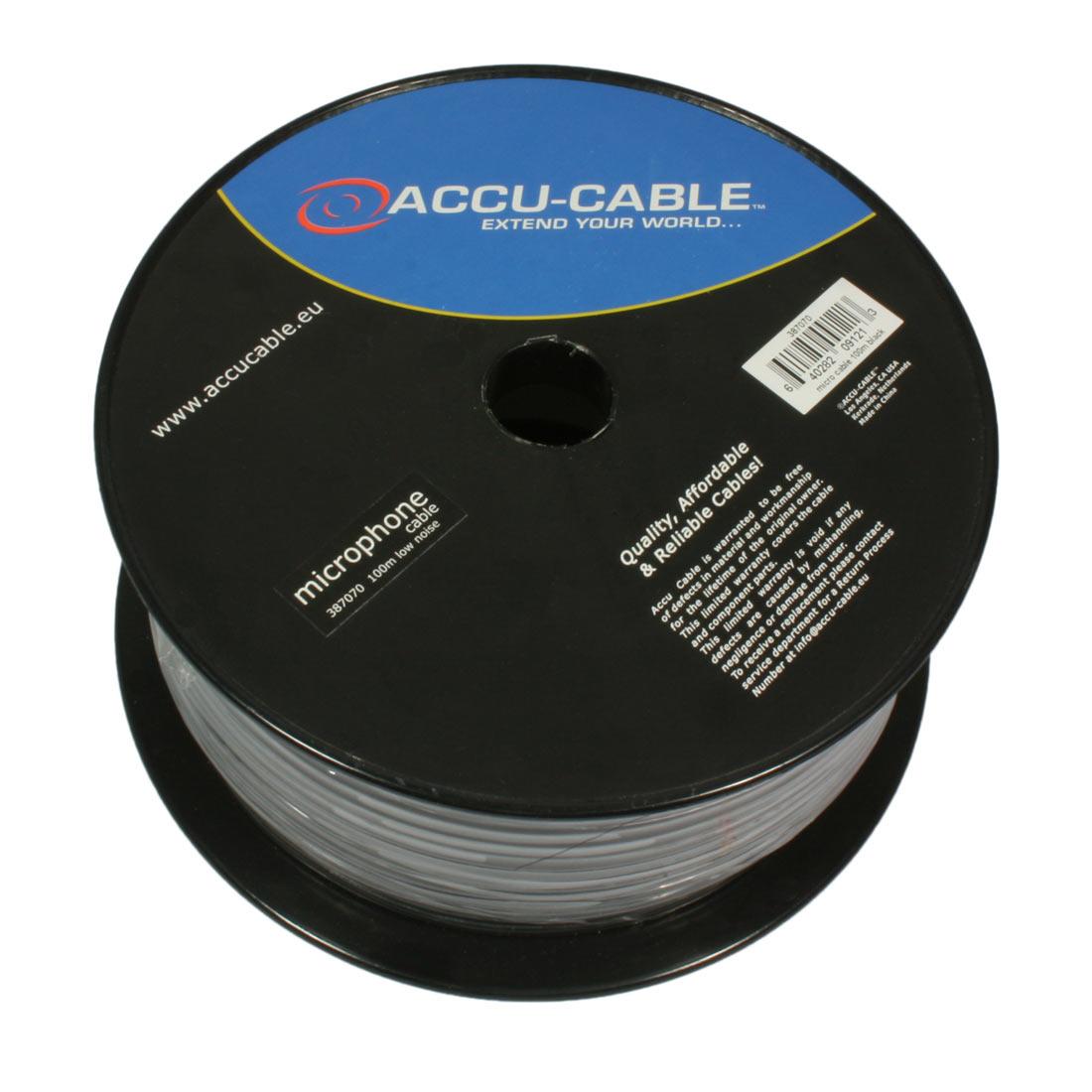 купить микрофонный кабель в бухте
