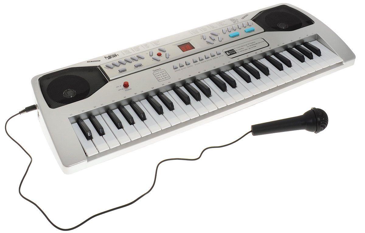 Преимущества синтезатора
