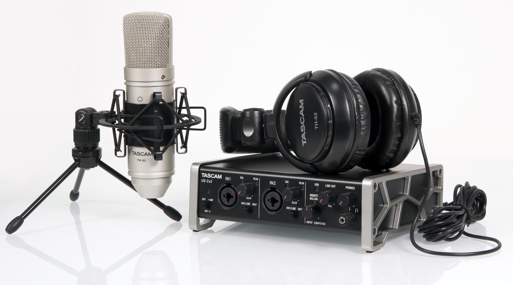 Необходимое оборудование для домашней звукозаписи