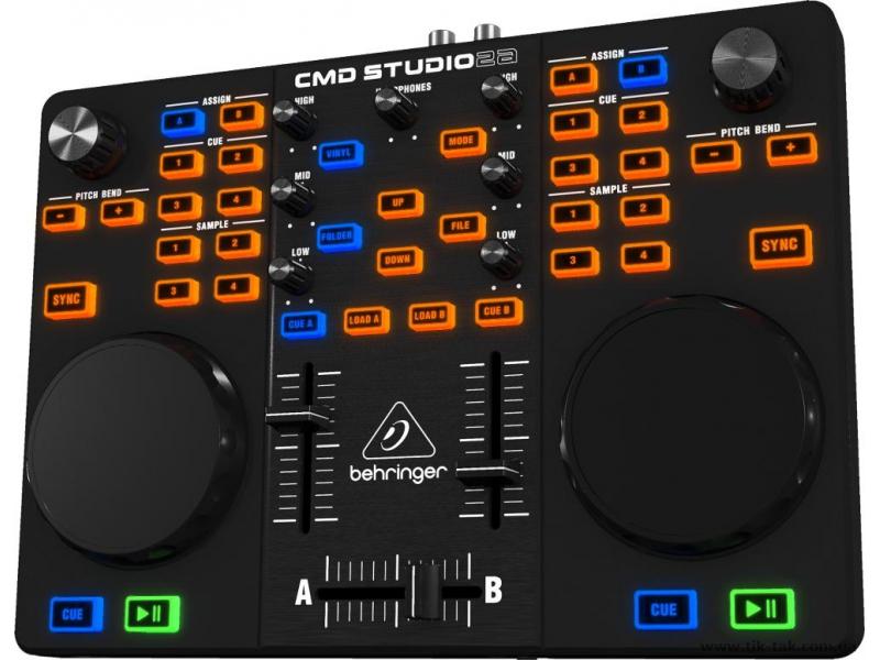 купить MIDI-контроллер