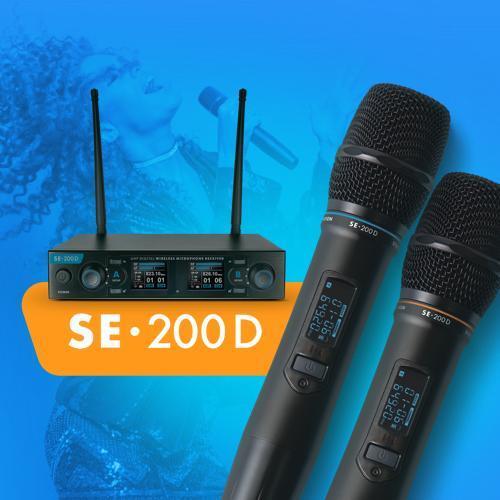 Микрофоны SE 200D