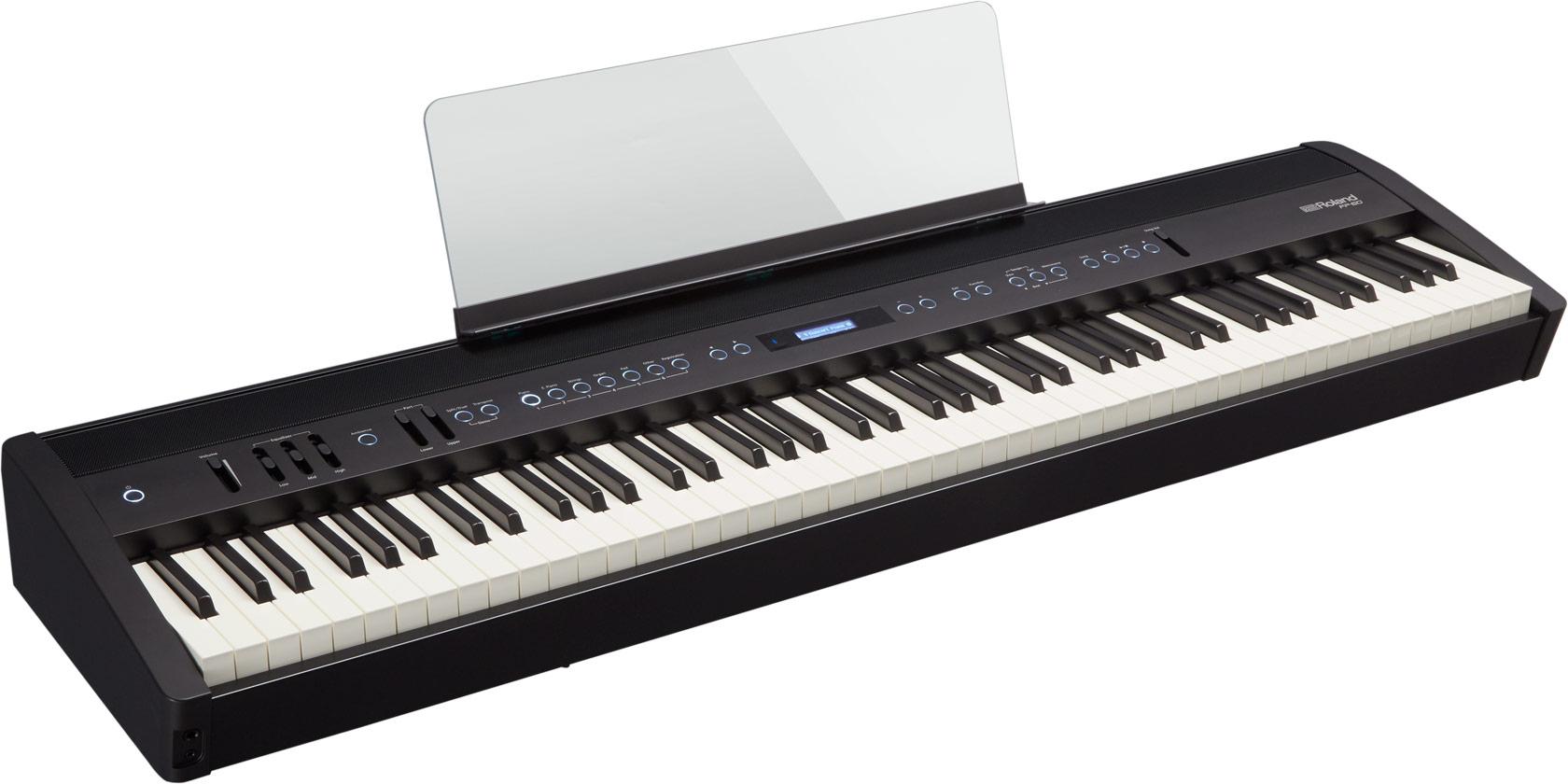 Портативное цифровое фортепиано с идеальным качеством звука - Roland FP-60