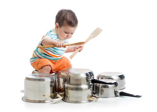 Развитие чувства ритма у ребенка