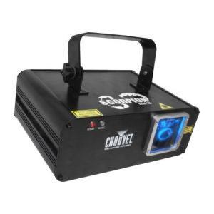Chauvet Scorpion RBM лазер красный синий маджента