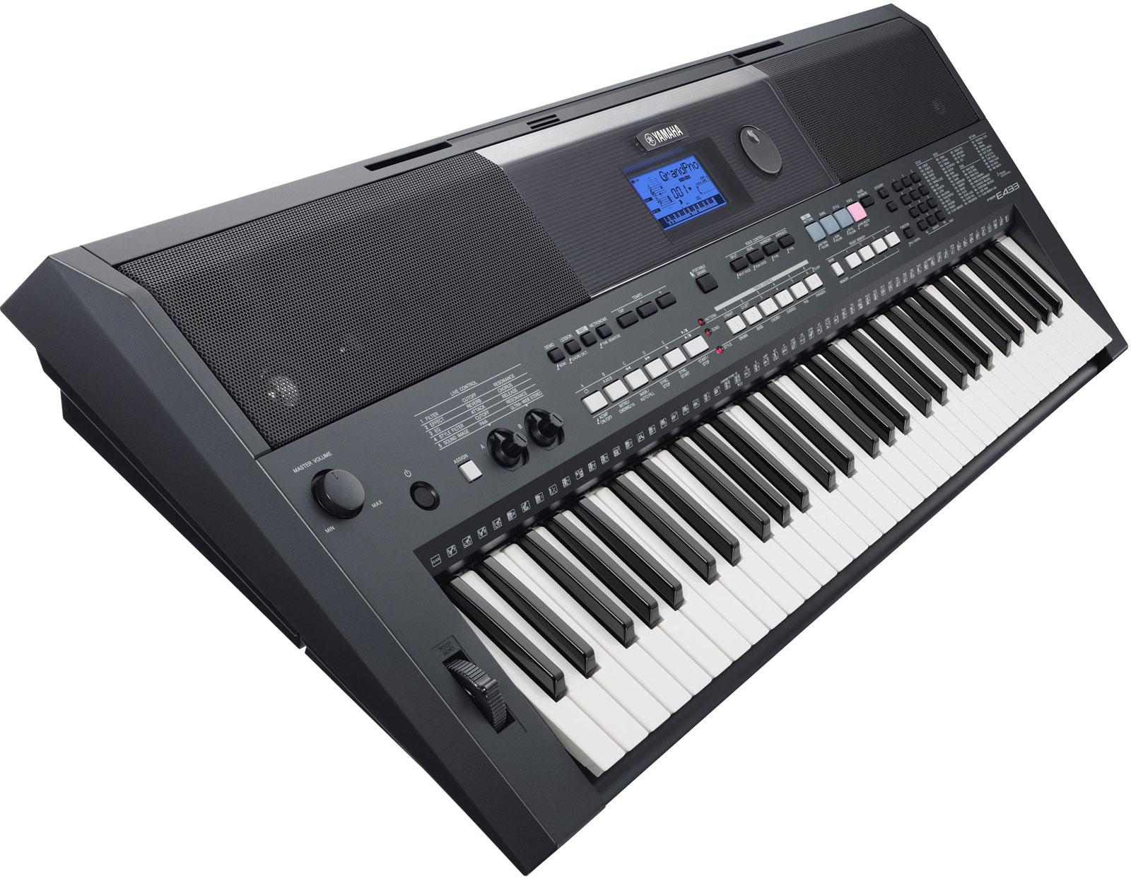 Синтезатор YAMAHA PSR-E433