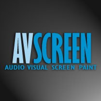 AV Screen logo