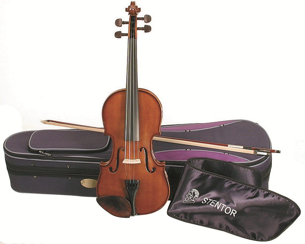 Скрипка STENTOR 1400/C STUDENT I VIOLIN OUTFIT 3/4