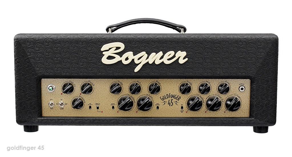 BOGNER GOLDFINGER 45 6V6