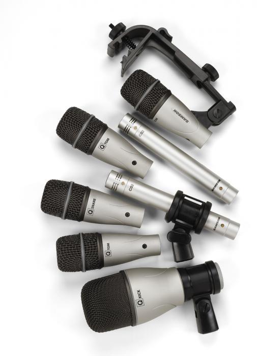 Микрофон инструментальный SAMSON DK7 (7KIT)