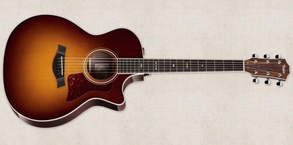 Электроакустическая гитара TAYLOR 714Ce