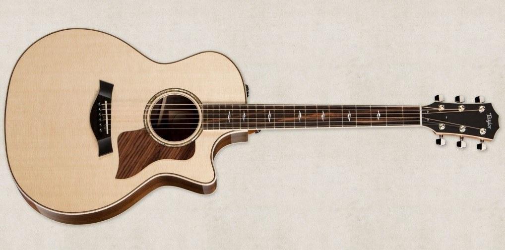 Электроакустическая гитара TAYLOR 814Ce