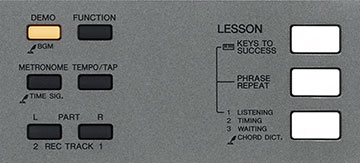 Синтезатор YAMAHA PSR-E353