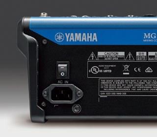 Аналоговый микшерный пульт YAMAHA MG10