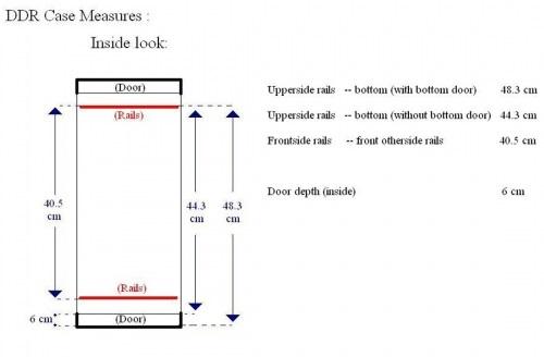 Рэк для оборудования AMERICAN AUDIO DDR-PRO6