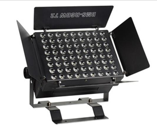 Световой LED прибор BMS-RGBW-72 LED Cast Light