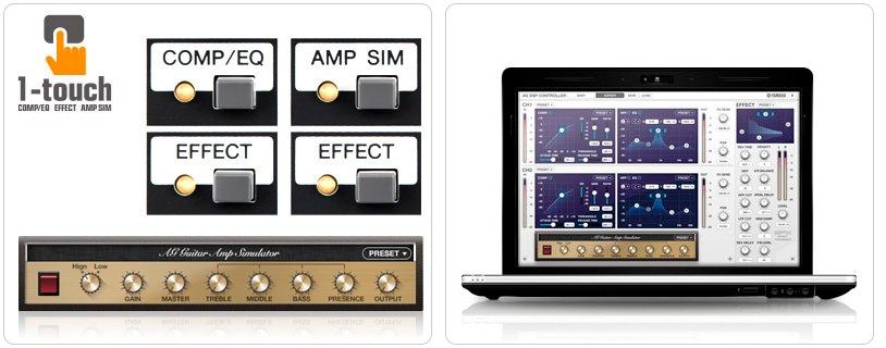 Микшерный пульт/аудиоинтерфейс YAMAHA AG03
