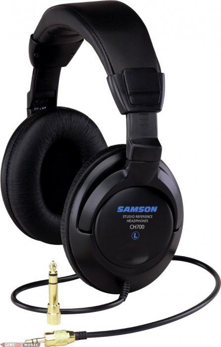 Наушники SAMSON CH700