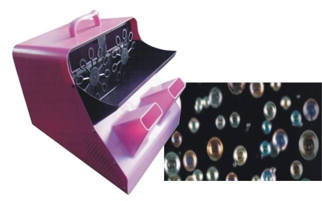 Генератор мыльных пузырей City Light CS-I001, 600 кв.м