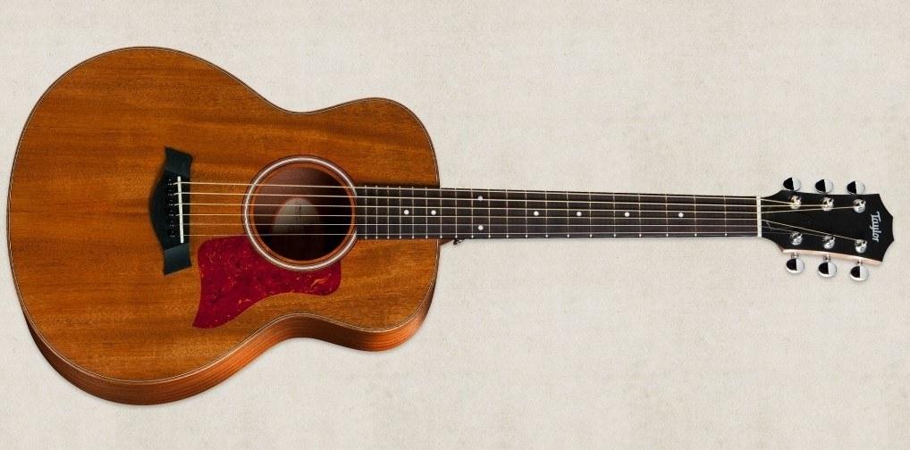 Акустическая гитара TAYLOR GS Mini (Mahogany)