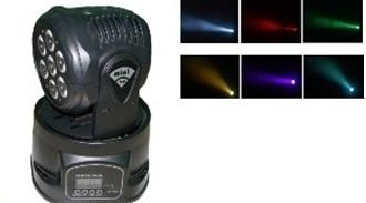 Светодиодная LED Голова New Light NL-1007B LED MOVING HEAD
